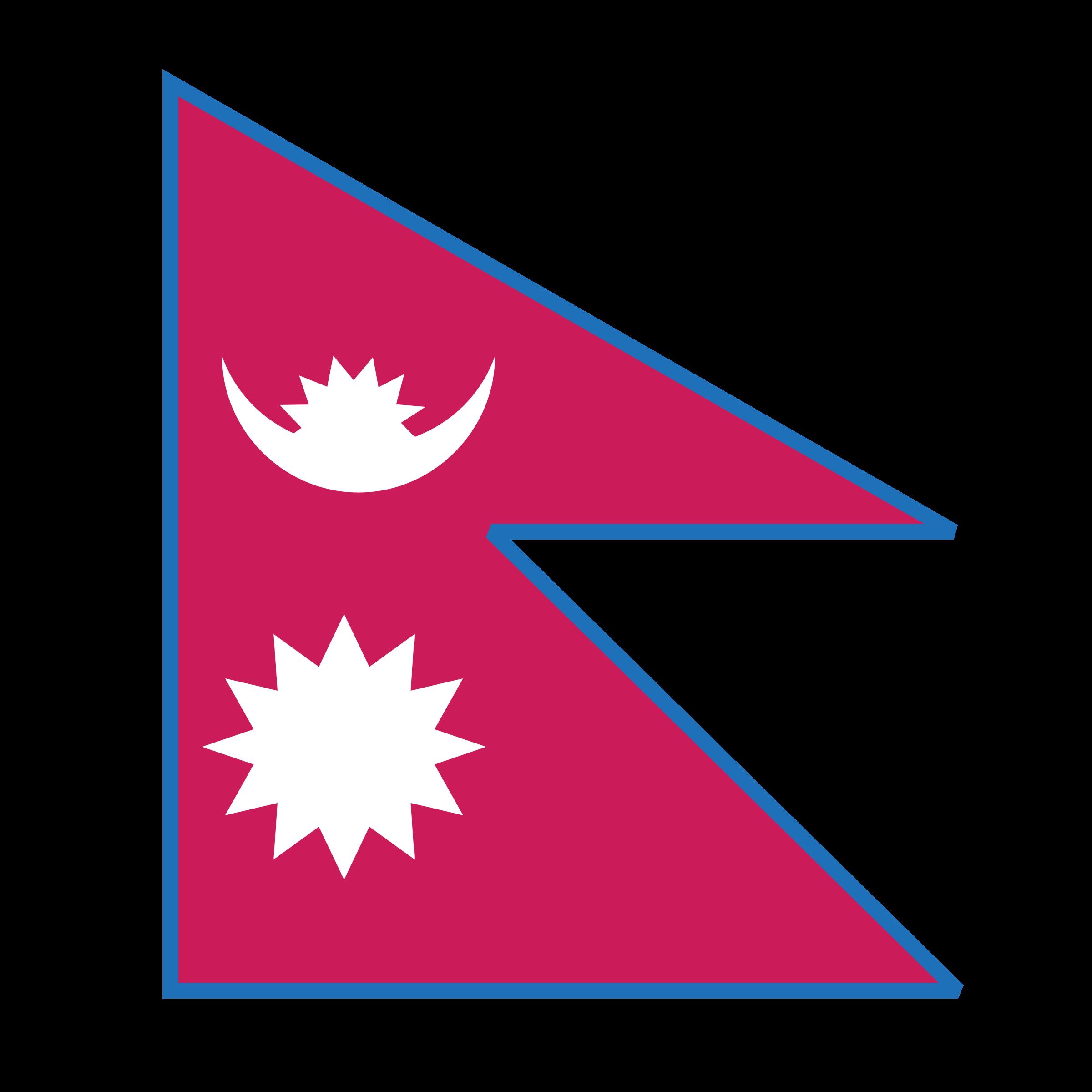 Nepal Logo PNG Transparent & SVG Vector.