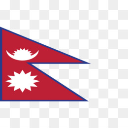 Flag Of Nepal PNG and Flag Of Nepal Transparent Clipart Free.
