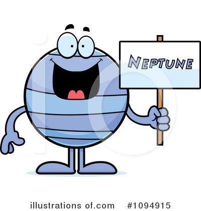 Neptune Clipart.