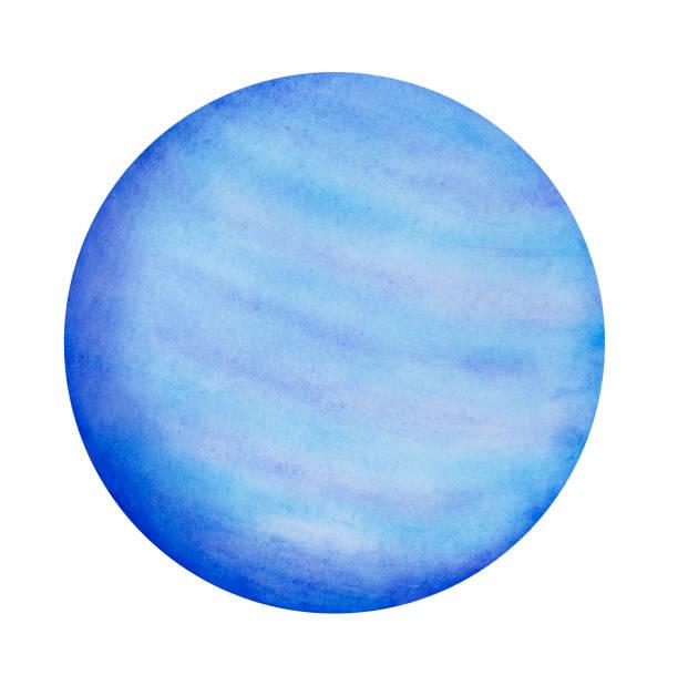 Best Planet Neptune Illustrations, Royalty.