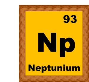 Chemical Elements : neptunium.