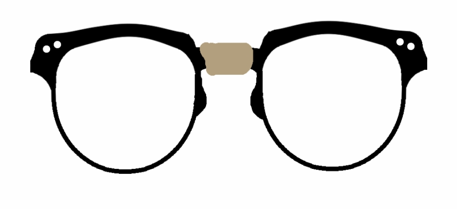Nerd Glasses Png.
