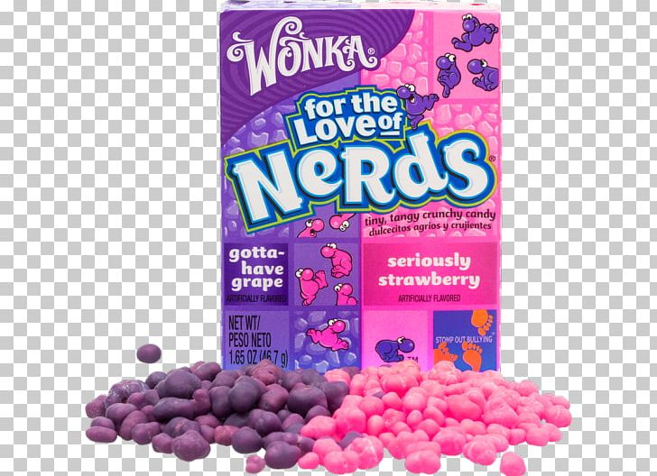 Lollipop Rock Candy Nerds The Willy Wonka Candy Company PNG.