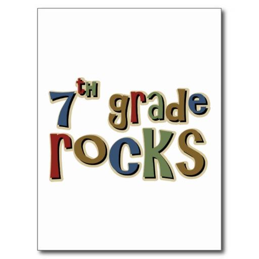 7th Grade Clipart.