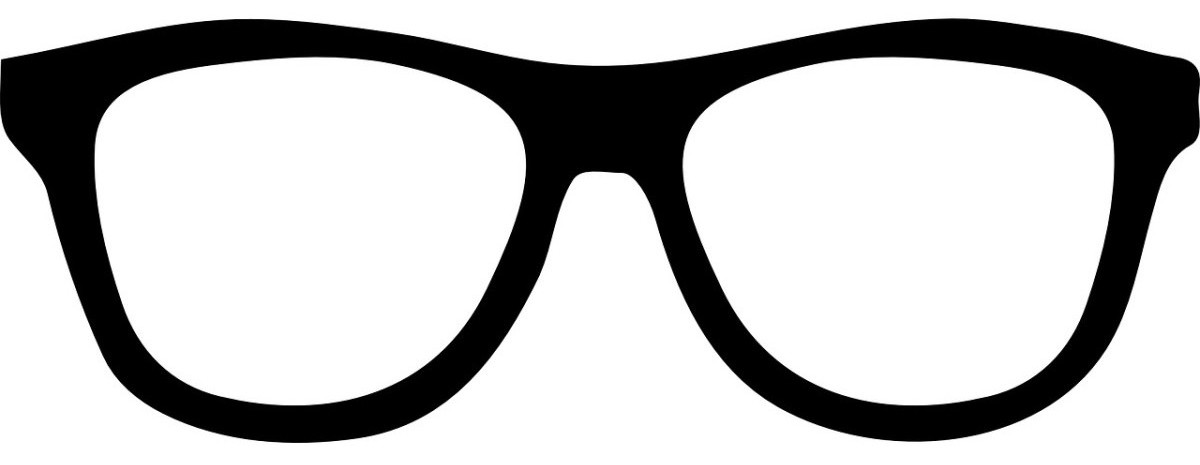 Nerd glasses is being nerdy cool yet tedxvienna clip art.
