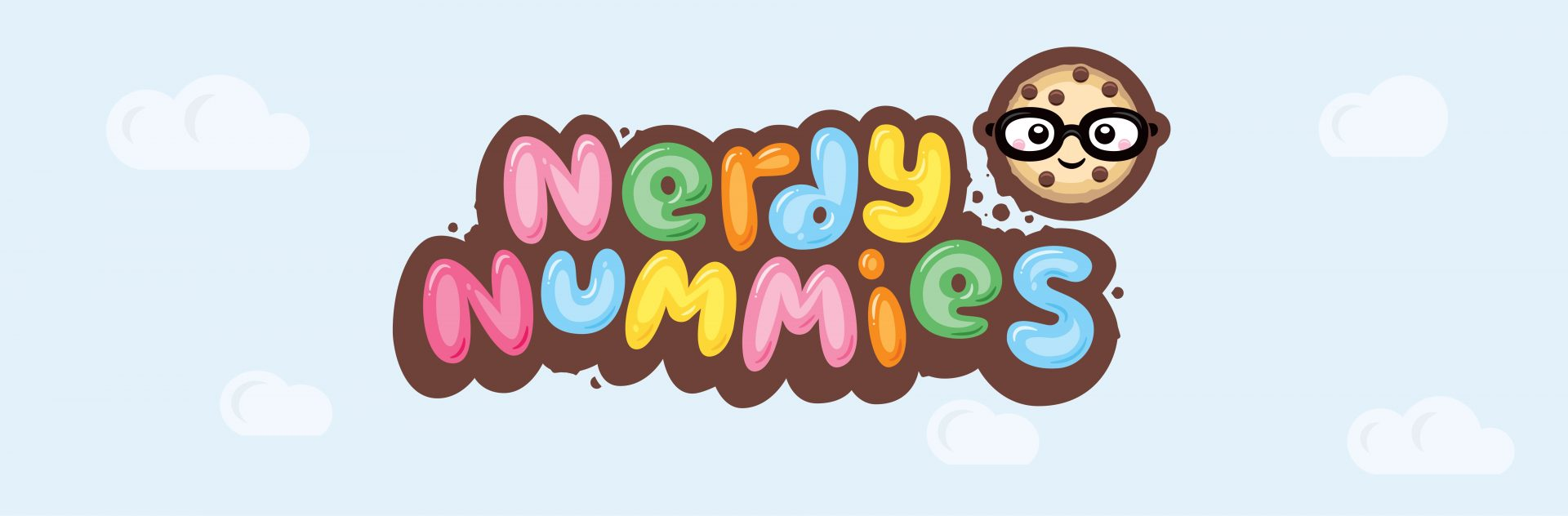 Nerdy Nummies Logo.