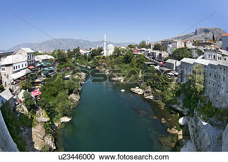 Stock Photography of Bosnia and Herzegovina, Herzegovina Neretva.