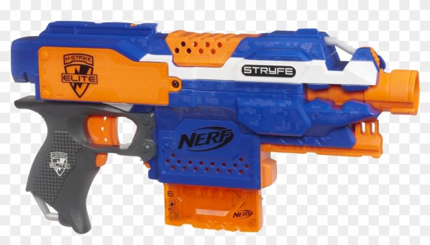 Nerf Gun Png, Transparent Png.