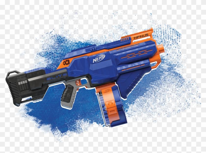 Nerf Gun Png.