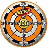 Pin on Nerf party.