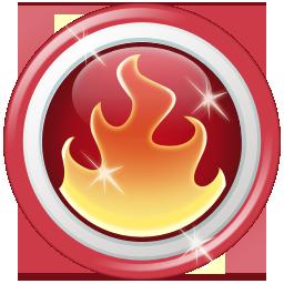 Nero icon.