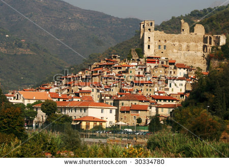 Dolceacqua Stock Photos, Royalty.