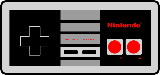Free NES Controller Cliparts, Download Free Clip Art, Free.