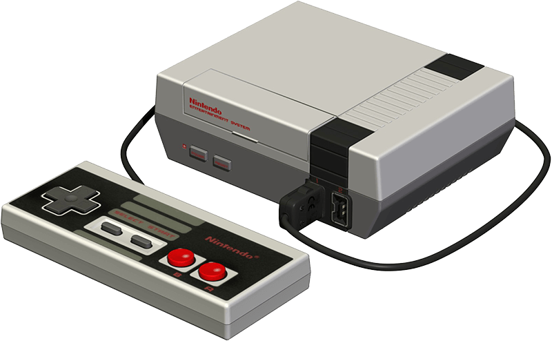 Download Free png NES mini.