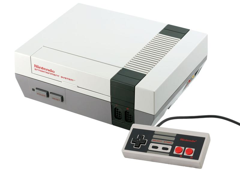 Download Free png Nintendo NES.