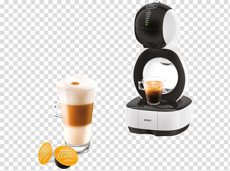 Krups NESCAFÉ Dolce Gusto Piccolo Coffee Nescafé Cafeteira.