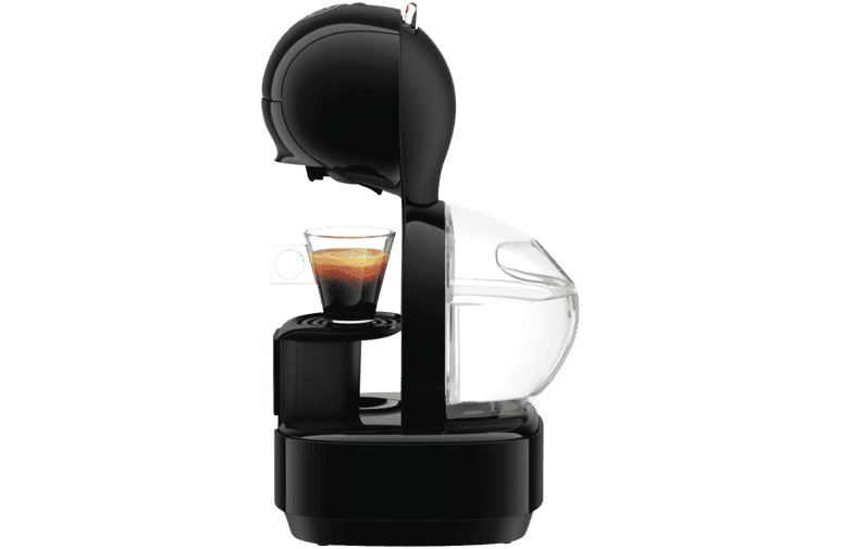 Nescafe Dolce Gusto NCU600BLK2JAN1 Dolce Gusto Lumio Black at The Good Guys.