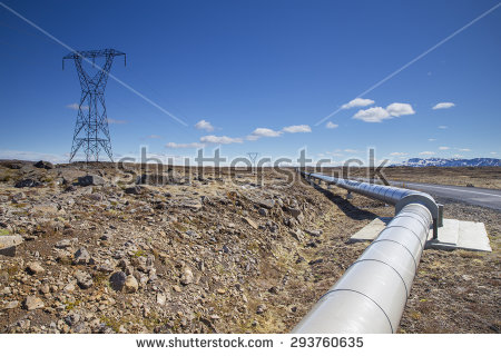 Geothermal Power Station Stock Photos, Royalty.