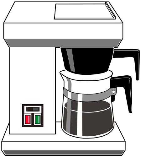 Drip coffee maker.