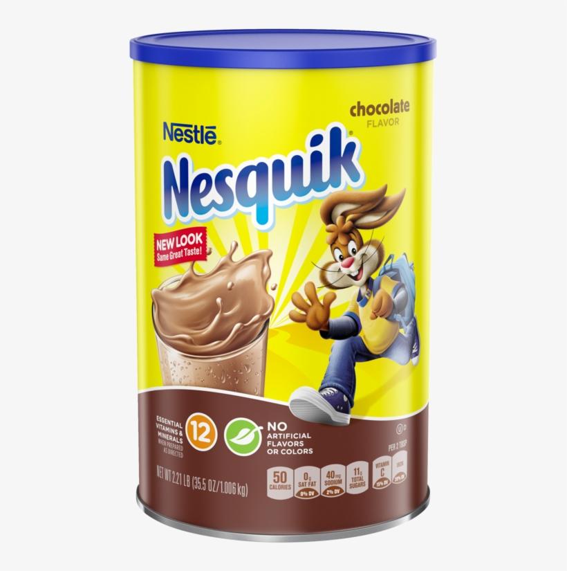 Free Download Nesquik Chocolate Clipart Milk Drink.