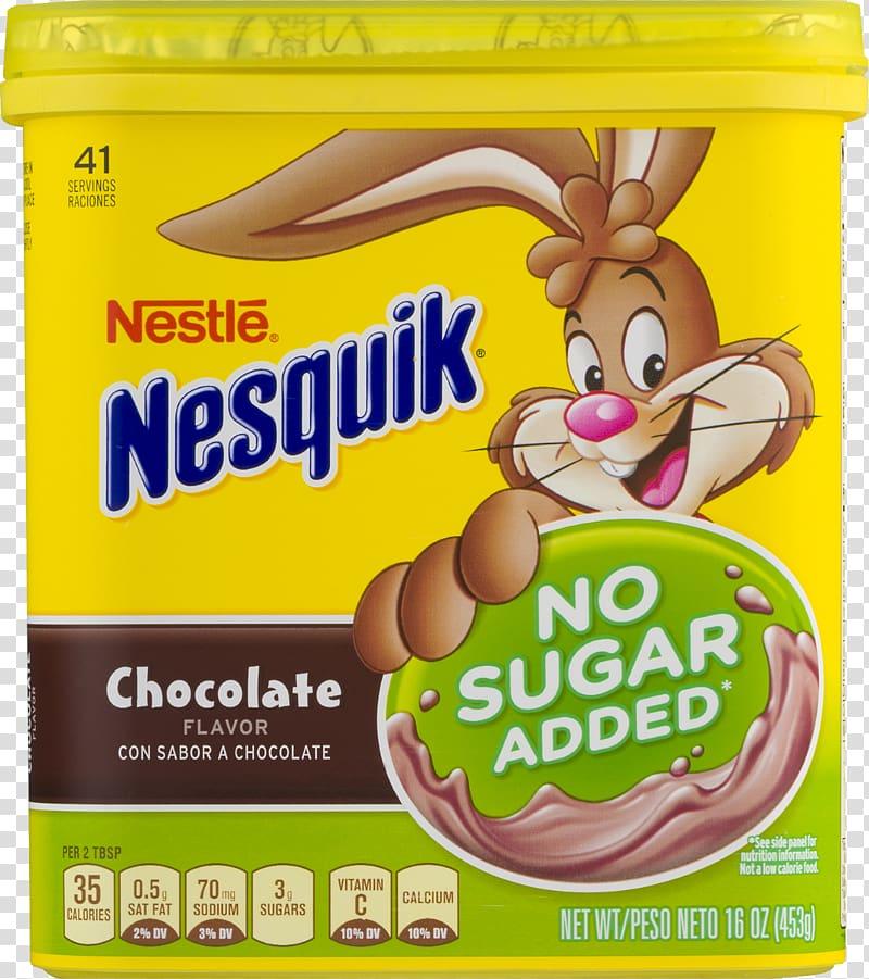 Chocolate milk Drink mix Hot chocolate Nesquik, milk.