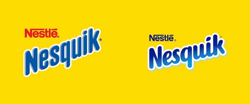Brand New: New Logo and Packaging for Nesquik by Futurebrand.