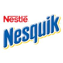 Nesquik logo.