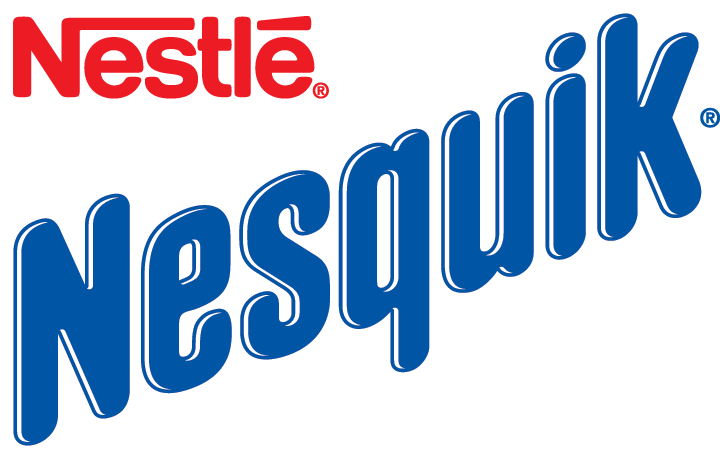 Nestle Nesquik Logo transparent PNG.