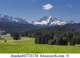 Alpspitze Stock Photo Images. 237 alpspitze royalty free pictures.