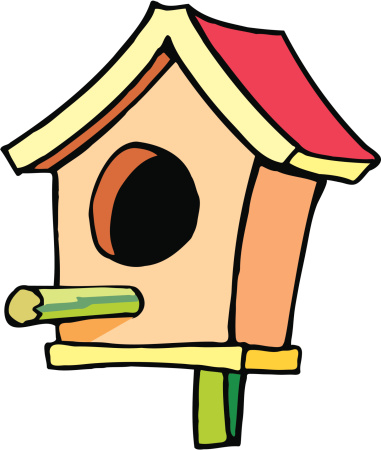 Nesting box clipart - Clipground