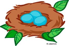 Nest clipart #10