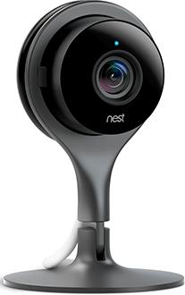 Nest Cam Indoor Security Camera.