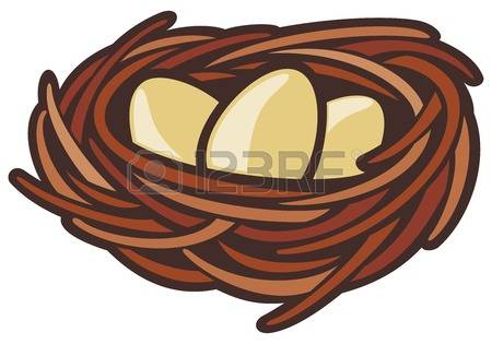6,200 Bird Nest Stock Illustrations, Cliparts And Royalty Free.