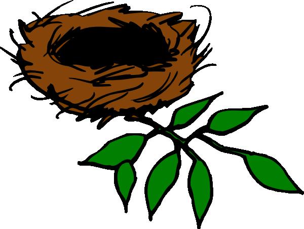 Nest Clip Art Images.