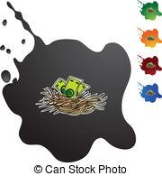 Nest egg Illustrations and Clipart. 3,761 Nest egg royalty free.