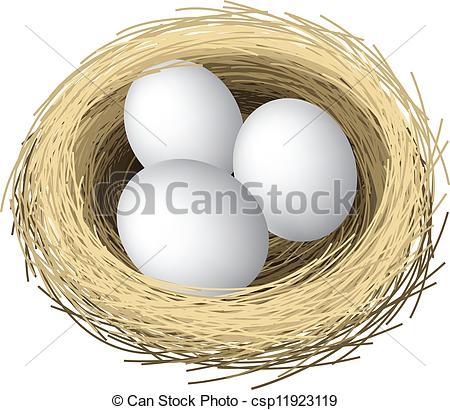 Nest eggs Clip Art Vector and Illustration. 2,457 Nest eggs.