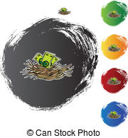 Nest egg Illustrations and Clipart. 3,761 Nest egg royalty free.