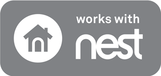 Works With Nest Badge Usage Guidelines.