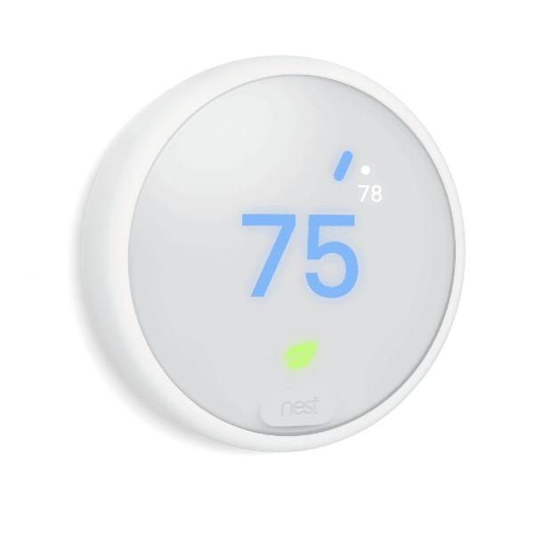 Google Nest Thermostat E.