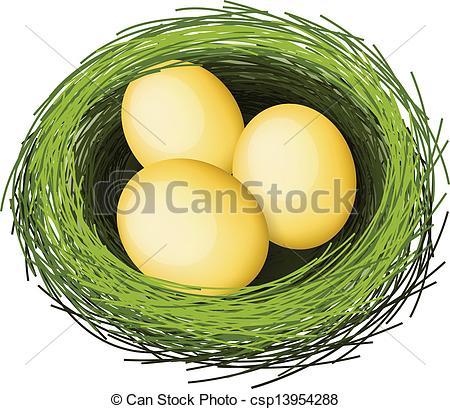 Nest Eggs.
