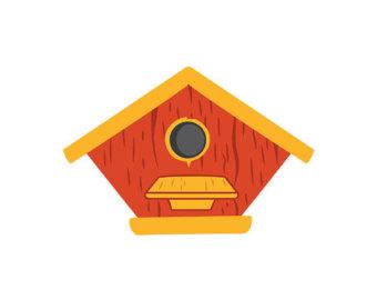 Handmade nesting boxes.