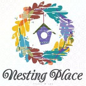 Nesting place.