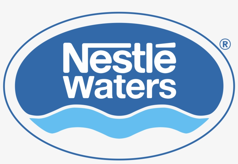 Nestle Waters Logo Png Transparent.