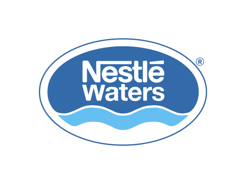 Nestle Waters Logo PNG Transparent & SVG Vector.
