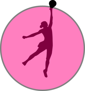 Free clipart netball.
