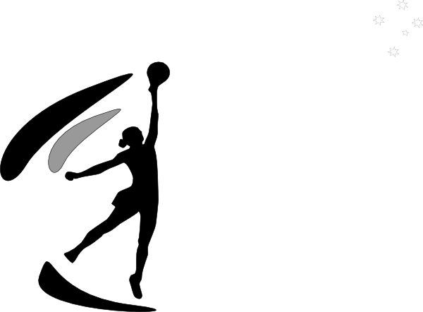Parkside Netball Clip Art at Clker.com.