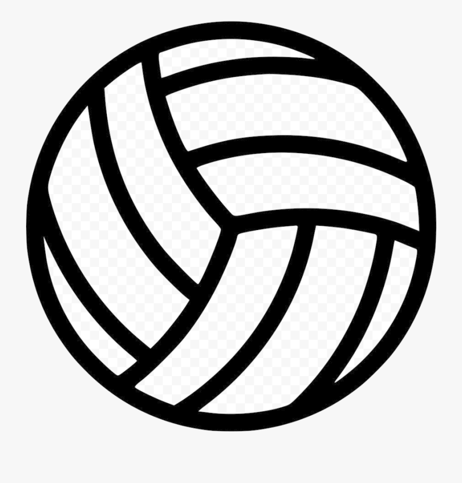 Volleyball Clipart Netball X Transparent Png.
