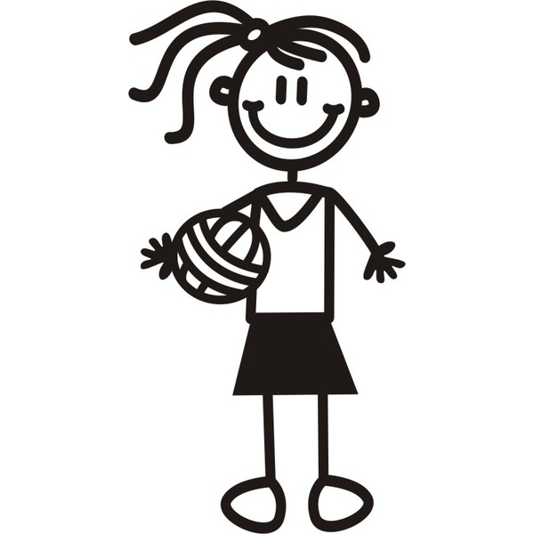 Free Netball Cliparts, Download Free Clip Art, Free Clip Art.