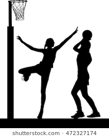 Netball Player Png & Transparent Images #123456.