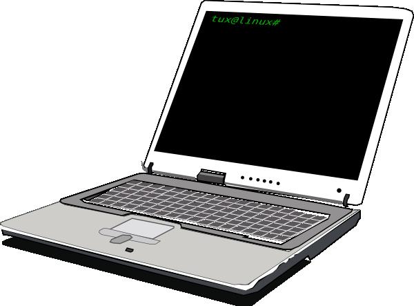 Computer Notebook Clip Art at Clker.com.